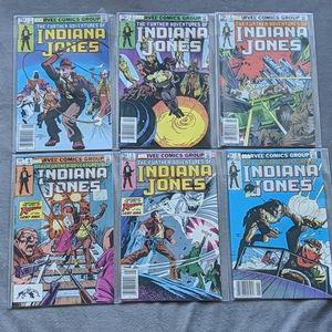 Indiana Jones Comic Book Bundle